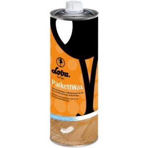 Loba ParkettWax – средство по очистке на основе воска