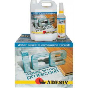 Adesiv Ice – двухкомпонентный паркетный лак