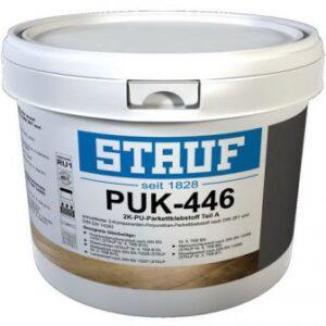 Stauf-PUK 446 – двухкомпонентный паркетный клей