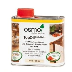 Масло с твердым воском для столешниц Osmo TopOil
