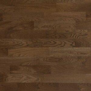 Паркетная доска Befag Дуб Robust тёмно-коричневый лак