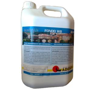 Adesiv Fondo WB – однокомпонентная паркетная грунтовка