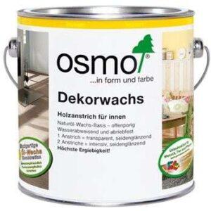 Цветное масло Osmo Dekorwachs Intensive Tone