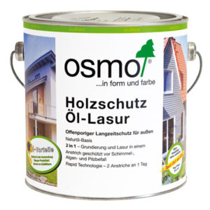 Osmo Holzschutz Ol-Lasur защитное масло-лазурь
