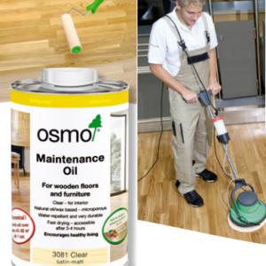 Osmo ( Осмо ) PFLEGE-OL масло для ухода и обновления полов