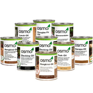 Osmo Terrassen-Ol цветное масло для наружных работ