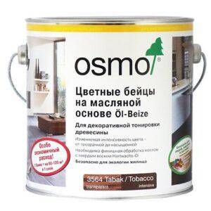 Осмо (Osmo) Ol-Beize – цветной бейц на основе масел
