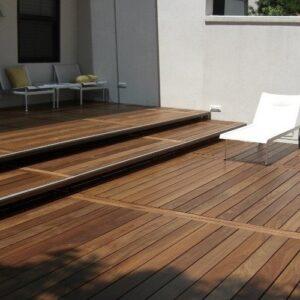 Террасы из натуральной древесины