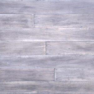 Паркетная доска Гевея Classic Silver гладкая