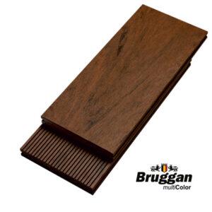 Композитная террасная доска Bruggan Multicolor