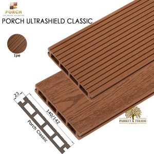 Террасная доска Porch Classic