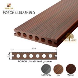 Террасная доска Porch UltraShield