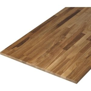 Мебельный щит из термоясеня