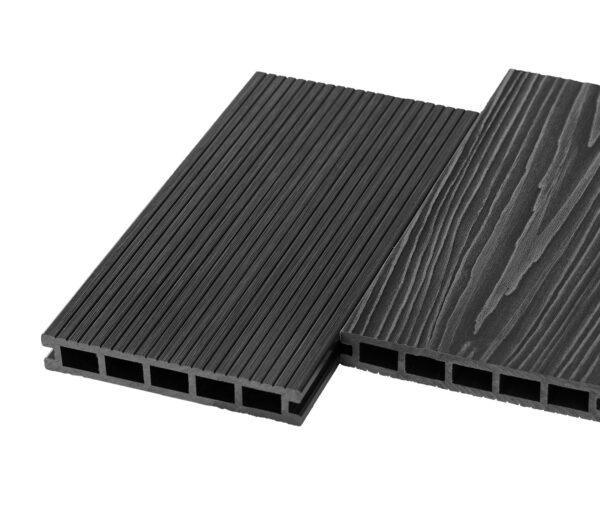I-Deck Compozite Brasched Dark Grey
