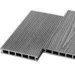 I-Deck Compozite Brasched Light Grey