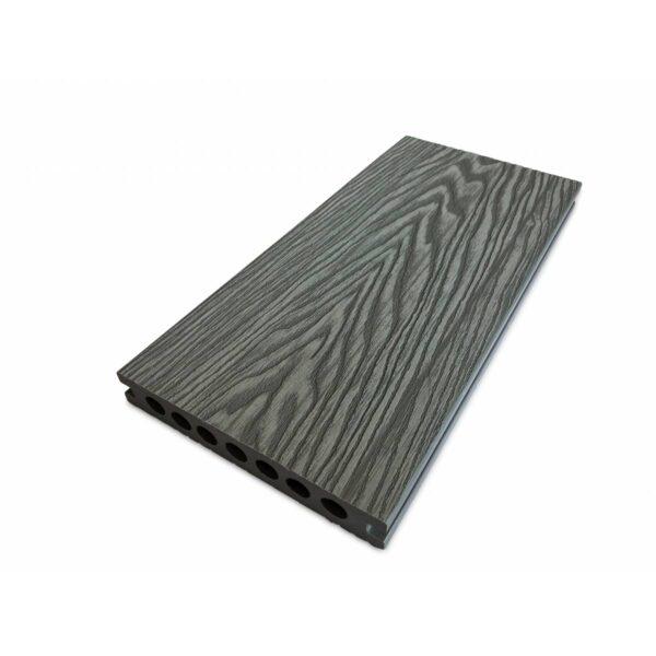 Террасная доска RenWood Terrace 3D серый